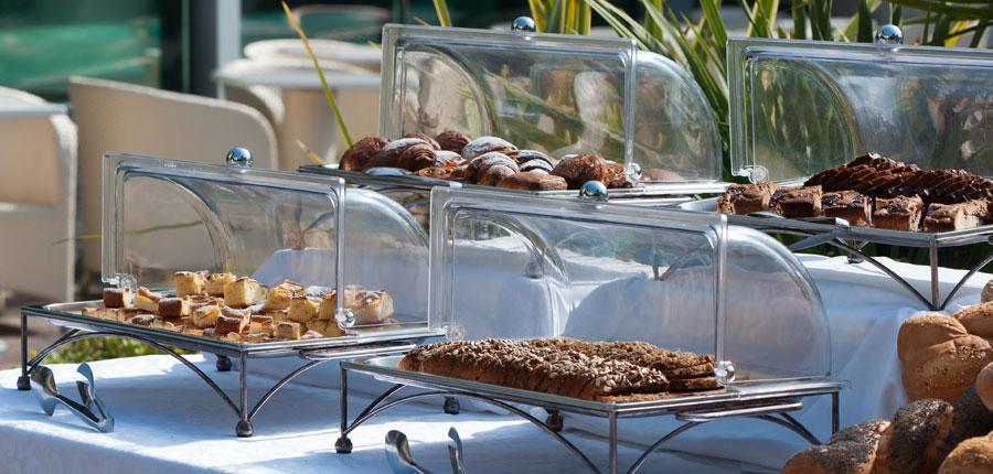 Hotel Villa Nicolli, Riva, Lake Garda, Italy - breakfast buffet.jpg